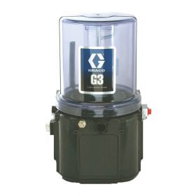Graco G3 Standard Grease Lubrication Pump, 24 VDC, 8 Litre, CPC - 96G041