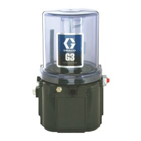 Graco G3 Standard Grease Lubrication Pump, 90-240 VAC, 8 Litre, External Low Level, DIN - 96G056