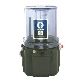 Graco G3 Standard Grease Lubrication Pump, 24 VDC, 16 Litre, CPC - 96G172