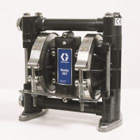 """Graco Husky 307 3/8"""" Air-Operated Double Diaphragm Pump - D3A211"""