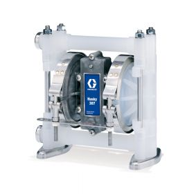 """Graco Husky 307 3/8"""" Air-Operated Double Diaphragm Pump - D3B911"""