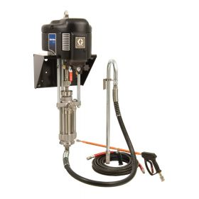 Graco Hydra-Clean 30: 1 Air-Operated Pressure Washer, Wall Mount
